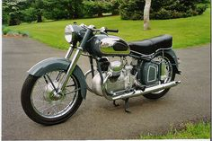 1954 Victoria Bergmeister For Sale by loudbike, via Flickr