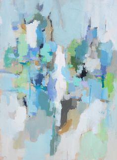 "Laura Park, ""Aquarius I"" 40x30 | Gregg Irby Gallery"
