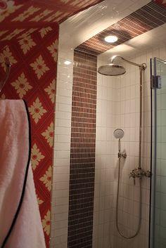 subway tile runs both horizontally and vertically -designer Christopher Patrick