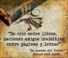 """""""La sombra del viento"""", de Carlos Ruiz Zafón, fue elegido """"#libro para recordar del año 2004"""" por la #Biblioteca Central de Nueva York. Si aún no lo has leído y quieres saber por qué, pásate por #BibUpo: http://athenea.upo.es/record=b1308499~S1*spi"""