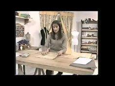 Puntos y Puntadas 47. Confeccionar Bolsillos con y sin ribete. María Laura Poratto. - YouTube