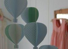 Mobile balão