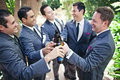 The groomsmen. Nate and Kelly Wedding. Photography by Linden Leaf Photography. #wedding https://www.facebook.com/pages/LindenLeaf-Photography/161539640035
