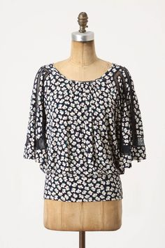 Revolved Blooms Blouse