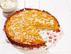 Aprikosen-Tarte mit Mandeln Rezept - [ESSEN UND TRINKEN]