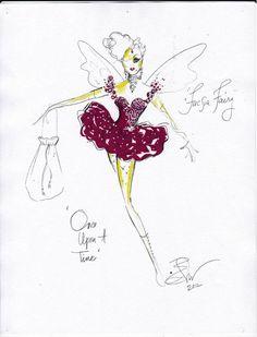 Fucsia Fairy, Eduardo Castro