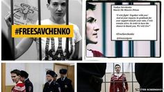 Nadiya Savchenko: Ukraine resistance symbol in Russia