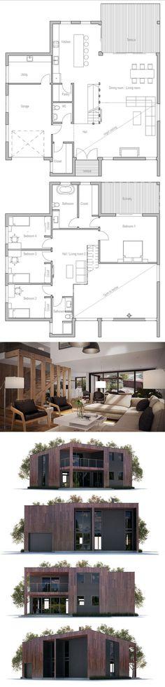 Maison Lycka - IGC Faire construire sa maison Plans de maisons