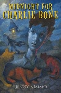 """Charlie Bone Series; good books for the summer where kids say they have """"nothing to do. . . """""""