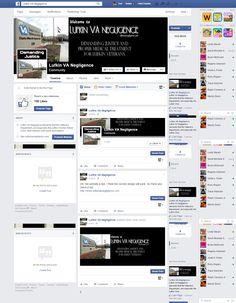 Facebook also, lufkinvanegligence - like my page!