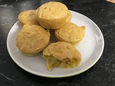 My 'Lazy Pao de Queijo' recipe is easier and faster to make - mix everything and bake, it's that simple. My recipe can also be made dairy-free. Primal Recipes, Dairy Free Recipes, Bread Recipes, Cooking Recipes, Paleo Bread, Gluten Free Soup, Gluten Free Cooking, Living Healthy With Chocolate, Brazilian Cheese Bread