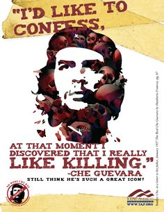 Liberals, especially Hollywood's liberal elite, love Che.