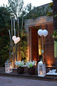 diakosmhsh xwrou gia gamo  34 Ιδέες για μοναδική DIY διακόσμηση γάμου! Bridal Shower, Wedding Decorations, Wedding Day, Plants, Weddings, Shower Party, Bodas, Wedding Anniversary, Wedding