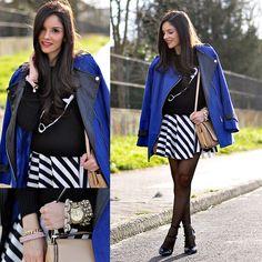 Choies Sweater, Sheinside Coat