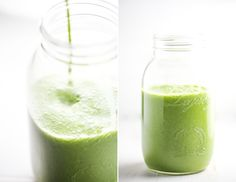 Great Photo New Photos Holiday Detox Green Apple Smoothie - Pinch of Yum Popular Plant Sm. Ideas Plant Smoothie Recipes Once you consider smoothies, you probably frequently consider fruit smoothie Fruit Smoothies, Healthy Smoothies, Healthy Fats, Healthy Drinks, Smoothie Recipes, Berry, Smoothie Detox, Herbal Medicine, Fresh Fruit