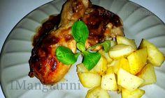 L'Aspirante Biondo: cooking with Crista I Mangiarini Pollo alla Birra