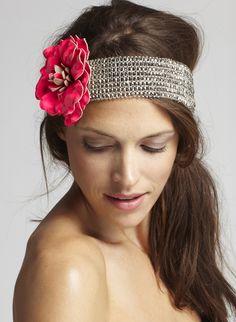 Neon headband | Amanda Judge