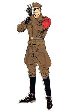 Heidern king of fighters -1