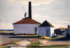Hopper - House of the Fog Horn II, 1927
