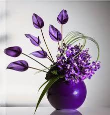 New flowers bouquet floral arrangements purple Ideas Beautiful Flower Arrangements, Silk Flowers, Purple Flowers, Floral Arrangements, Beautiful Flowers, Ikebana Arrangements, Deco Floral, Arte Floral, Arreglos Ikebana