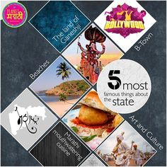 .Maharashtra is located in the Western part of India which is far more ancient than the magnificent snow-capped Himalaya. It is the richest state in India. Around 15% of the industrial output of India is contributed by Maharashtra. Here are the 5 Most Famous things about Maharashtra State. #Facts #Maharashtra #Mumbai