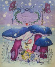 #klaramarkova #carovnelahodnosti #klaramarkovajewels #fangcolourfulworld #ilovecoloring #adultcoloringbook #coloring #tenderfulenchantments #magicaldelights