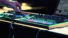 DJ KiNK on our new Roland AIRA MX-1 Mix Performer with Ableton Live and TR-8.
