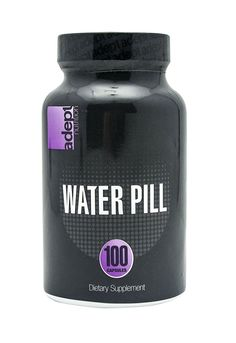 ADEPT NUTRITION Water Loss Capsules, 100 Count >>> Hurry! Check out this great product : Weight loss Diuretics