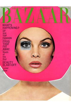 Artful Act: Former Bazaar art director, Ruth Ansel, shares her most memorable pages