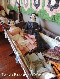 Lady's Repository Museum & Diamond K Folk Art: New Life for an Olde Girl