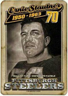 Classic Erie Stautner #70 card