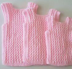 Baby Knitting Patterns, Baby Patterns, Betty Boop, Baby Dress, Smocking, Crochet Baby, Kids Fashion, Sweaters, Dresses