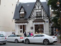 Louis vuitton in Deauville - France
