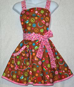Click to order this apron from www.AGiftToTreasure.com   $30.00 with shipping.
