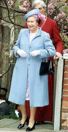 Queen Elizabeth, 2008 | English Royals in 2019 | Queen