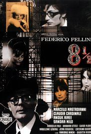 8½ (1963) Directed by Federico Fellini Italy/France