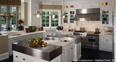 Kitchens | Abruzzo Kitchen and Bath - Custom Kitchens & Bathrooms