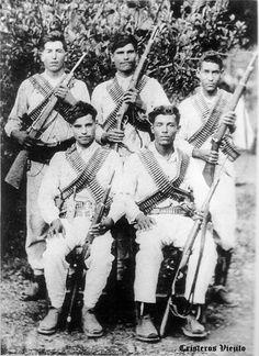 Cristeros de Sahuayo Michoacan Mexico