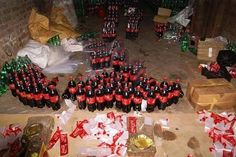 Ekpo Esito Blog: Coca-Cola fake factory raided