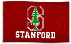 Stanford Cardinals Flag • NCAA Licensed – $19,00 FREE Shipping • Flags is quality Polyester and Nylon with grommets. • 3 ft x 5 ft – With double stitching around edges. • Flag can be used inside or out. • New - unused in original factory packaging • Usually ships within 72 hours or less with tracking. • Satisfaction guaranteed or your money back. We accept all Major credit cards, PayPal, Money orders, • We offer no pick-ups – we sell from our website Sportsworldwest.com