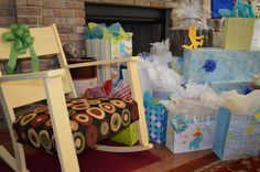 Annie's Baby Shower | Where the Wild Things Are