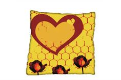 Pillow Sleeve 50 x 50 MWL Design Pillows in Store from Living design and accessories MWL Design NL by DaWanda.com