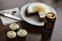 GUINNESS CAKE Y CUPCAKES   Sweet Addict