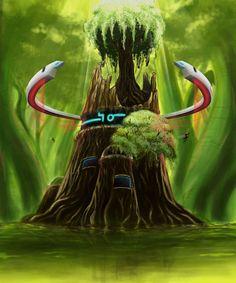 A tree city - Peerapong Pipatpan