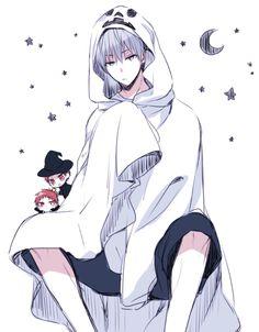 Mayuzumi Chihiro Rakuzan Kōkō Kuroko no Basket Old Anime, Anime Manga, Anime Art, Boy With White Hair, Mayuzumi Chihiro, Fairy Tail, Kuroko Tetsuya, Anime Child, Hot Anime Guys