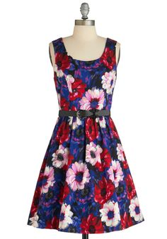 Poppy and You Know It Dress