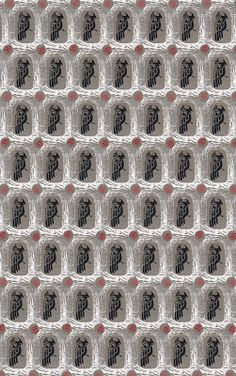 Martje: Hugin pattern by Jenna Marttila
