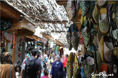 Paseando por la Medina de Rabat