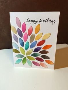 Papertrey Ink - Cover Plate: Mighty Bloom Die: Papertrey Ink Clear Stamps Dies Paper Ink Kits Ribbon