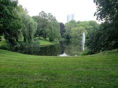 Stadtgarten - Entspannung in der Mittagspause, hier garantiert !